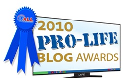 Pro-Life Blog Awards