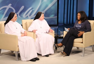 Dominican Sisters on Oprah